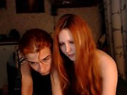 Dame that is redhead gets your mitts on her licked doggy st