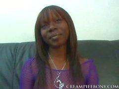 Ashley Brooks Interracial Creampie