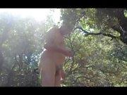 girl teen 18 dildo forest anal fisting dildo sextoy 10