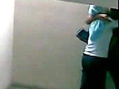 Malay skodeng awek tudung hijab kat tangga