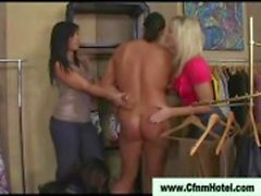 Watch femdom whores face sitting