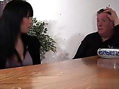 Amateur couple anal punishment