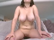 Hot New Girl Massive Tits (HUUU)