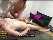 Asian couple makes POV blowjob and fuck video