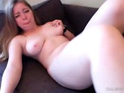 Big boobs brunette rides cock