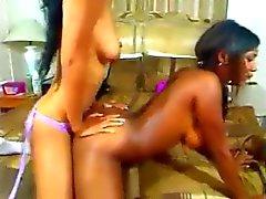 Hot Black Lesbians on Cam