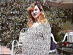 Pregnant girl Kitty Kathy