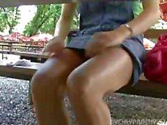 Teen Sex In A Park