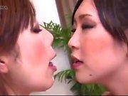 Mei Amazaki Japanese model is hot Asian lesbian model