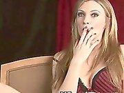 Voluptuous Sweetie Slut Smoking Sex Wild