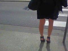 Nice heels and amazing legs