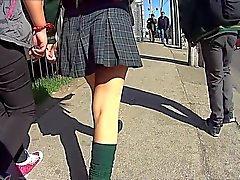colegiala chilena
