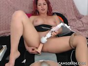 Hottie Milfy Dumpster Using A Sex Toy To Please Herself