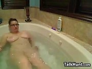 Shower Squirt From Amateur MILF