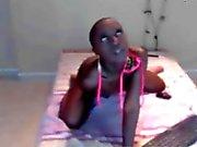 Very Hot Body on Ebony