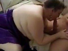 Fat MILF Hottie is A Wannabe Blowjob Slut