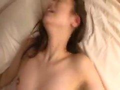 An asian blowjob and fucking with Hinata