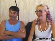 Mature Lisa Ann big cock anal fucked