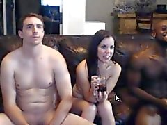 hot amateur interracial fucking 3 webcam couples MUST SEE !!