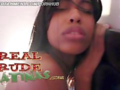 Adriana Malaos First Video Ever Only At Real Rude Latinas