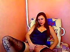 Euro cam woman