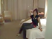 asiansexporno - Chinese couple fucking in hotel room