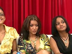 Amateur black femdom babes
