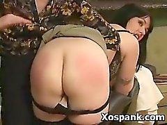 Kinky Amazing Spanking Roleplay