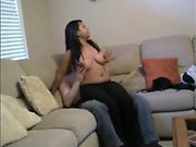 Desi Indian Aunty webcam exposed