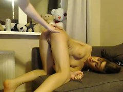 Teen Amateur Webcam Creampie
