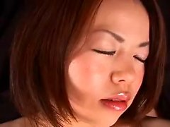 Asian MILFs threesome Kitty and Ava