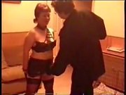 Amateur - UK Wendy - Retro Bondage IR MMF Threesome