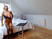 Amateur homemade porn mature milf masturbation and orgasm cu