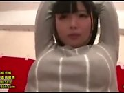 Amateur japanese teen toyed and fucked
