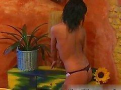 Nude Brunette Amateurs
