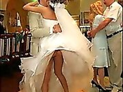 Brides Too Naughty To Get Married!