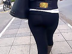 sdruws2 - wonderful blonde with round but in tight pants