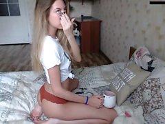 Teen webcam Teen Masturbation