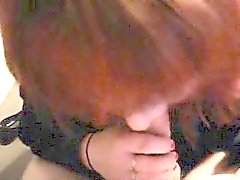 Redhead Hot BJ