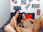 Web cam Two Lesbian Babes