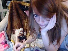Czech babe gaping with gyno toys