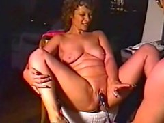 Mature Woman Gets Two Creampies