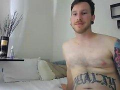 Tattooed Hottie Dick in 69