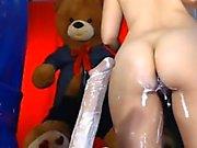 Very Hot Masturbation Caught On Cam