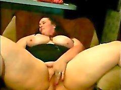 Fat bbw gf with big tits showin 1fuckdatecom