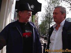 Amsterdam hooker rides