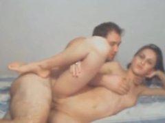 Horny Couple Next Door Gets Naughty