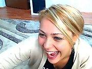 Horny Cam Girl Web Show 2015.05.13-2