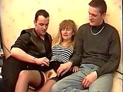 Casting trio