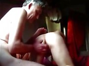 MILF gets three orgasms from sweet fucking